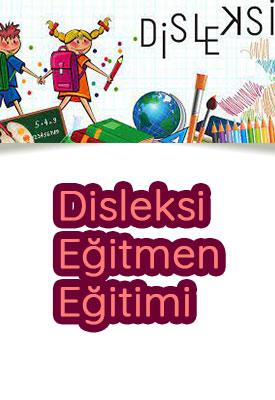 Disleksi Eğitmen Eğitimi