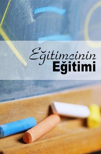 Eğiticinin Eğitimi Programı