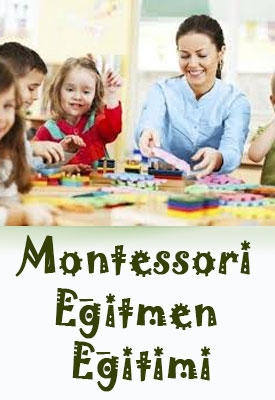 Montessori Eğitmen Eğitimi