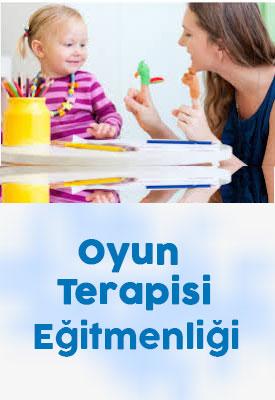 Oyun Terapisi Eğitmenliği